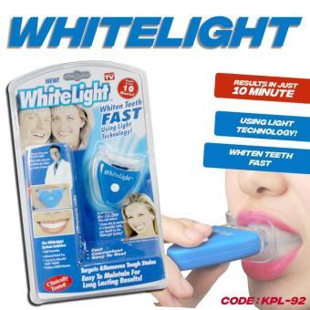 Harga Preferensial White Light Dental Pemutih Gigi Cepat Dan Aman