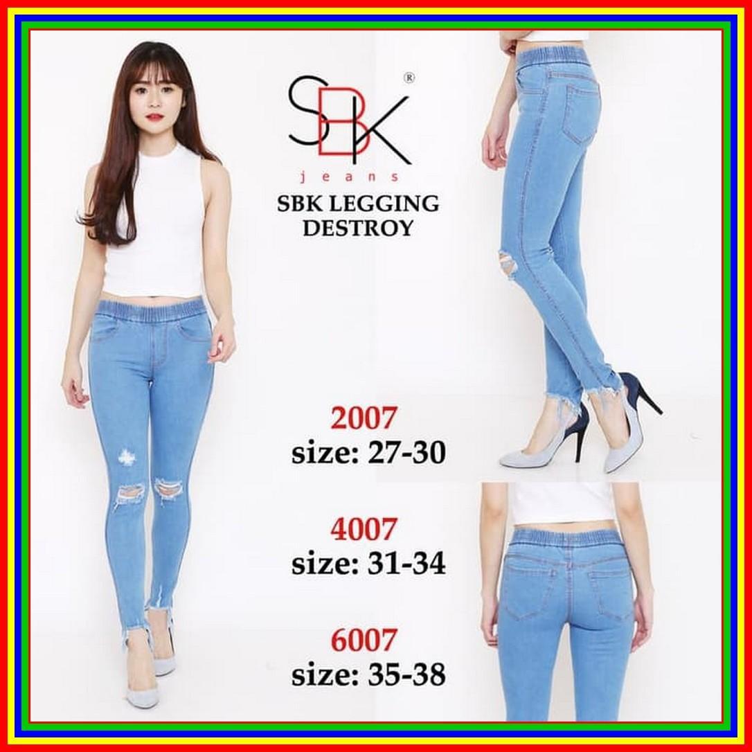 Harga SB Collection Celana New Scrath Legging Biru PriceNia com Source · 31 34 Sbk 4007