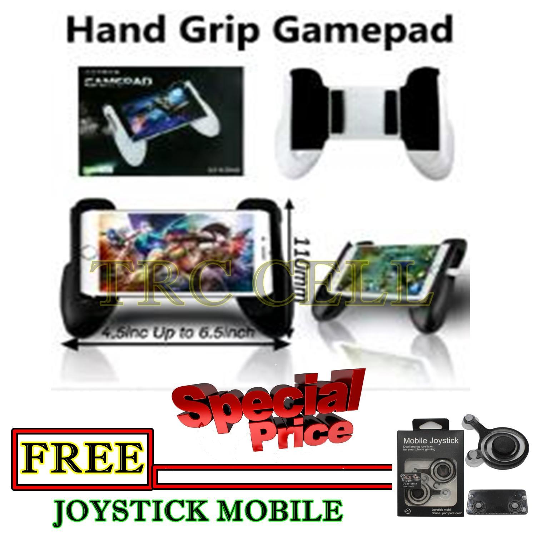 ... Mobile Dual Analog Joysticks Game Rocker Touch ... Source · Gamepad Controller Joypad Handle Grip Android IOS Universal Moba FPS Ukuran 4.5