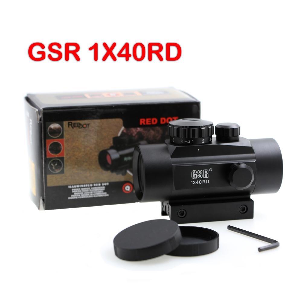TELE GSR RED DOT 1X40RD(.)