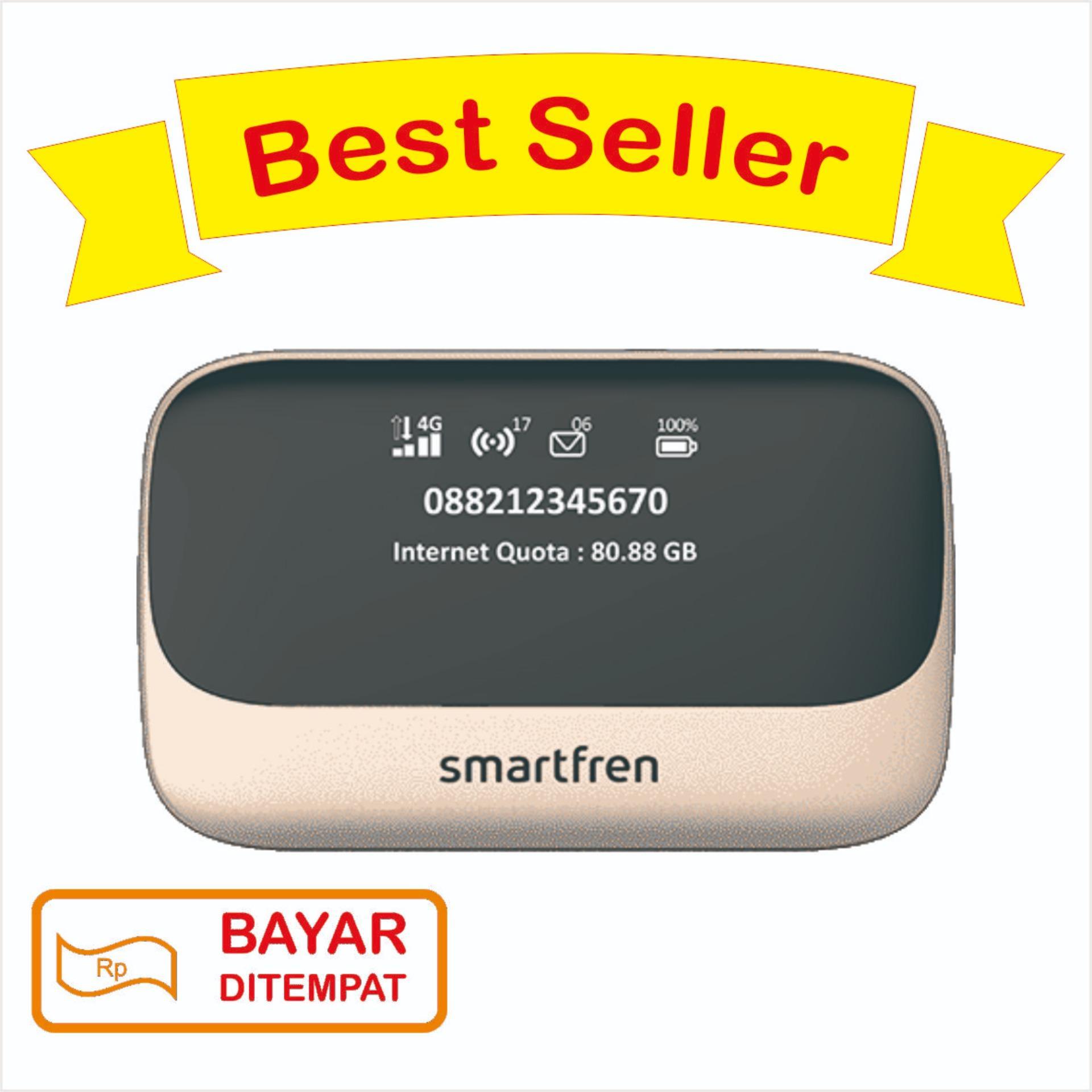 Modem Gsm Cdma Harga Termurah Smartfren Wifi 4g Lte Andromax M2p Putih Mifi Mini M6 Bisa Jadi Power Bank