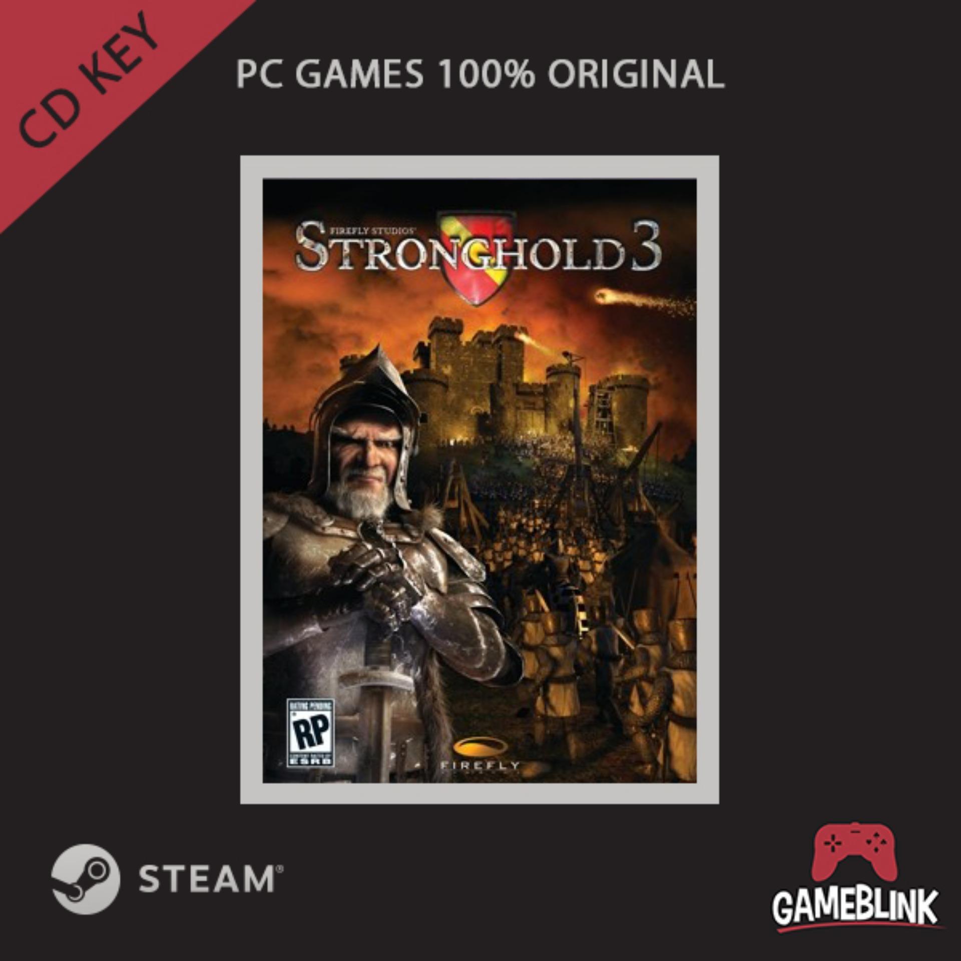 Gaming Vouchers Voucher Gemscool 20000 Digital Code Stronghold 3 Gold Steam Cd Key