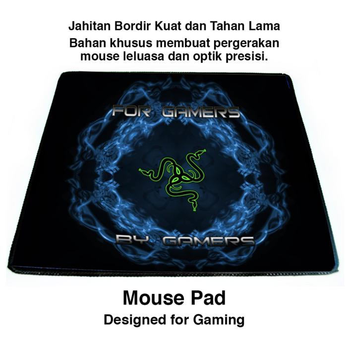 Alas Mouse High Precision Gaming Mouse Pad Normal Edge