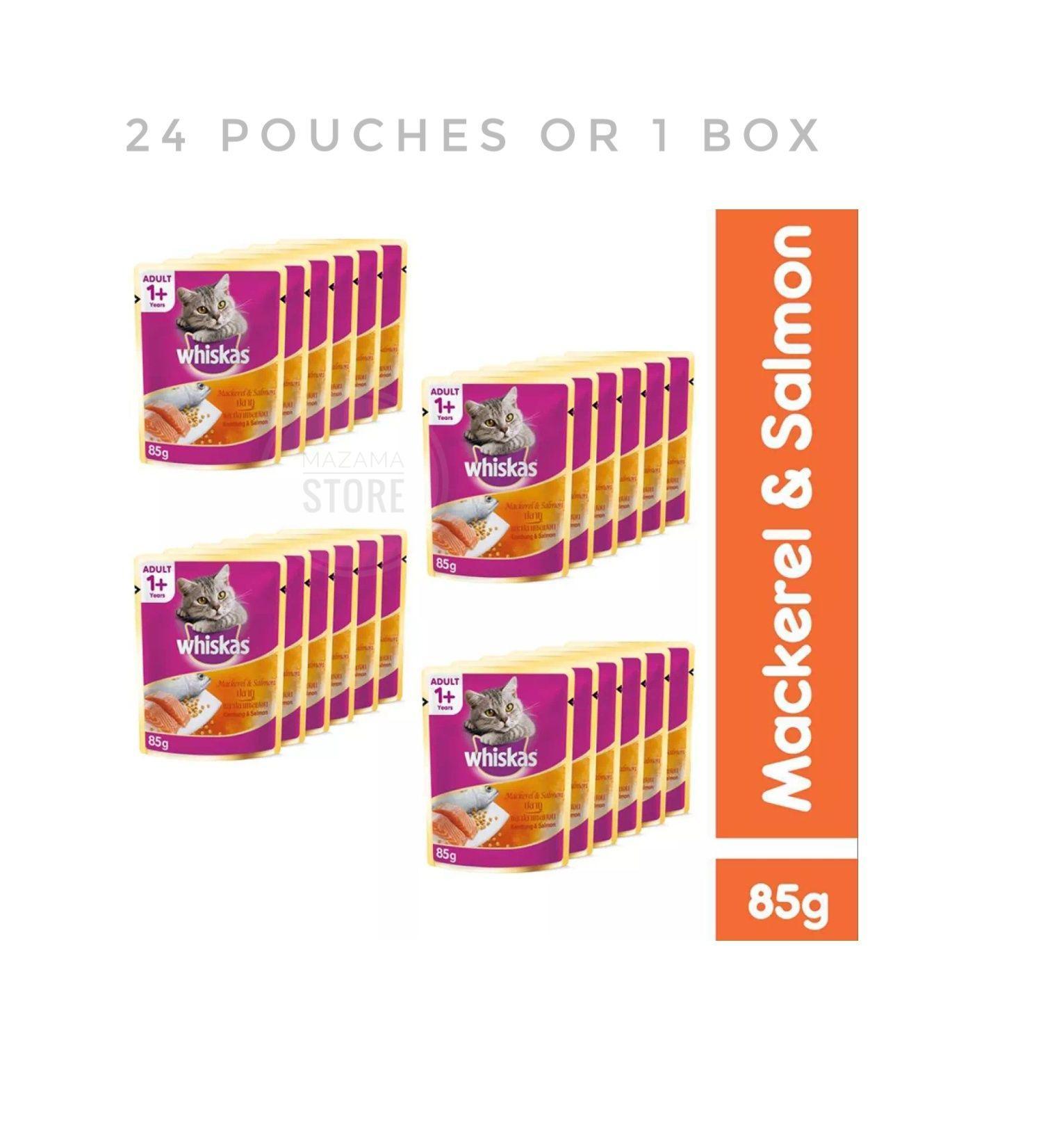 Jual Cat Food Whiskas Murah Garansi Dan Berkualitas Id Store Dry 12kg Makanan Kucing Kering Rasa Grilled Saba Rp 43500 6 Pouches Untuk