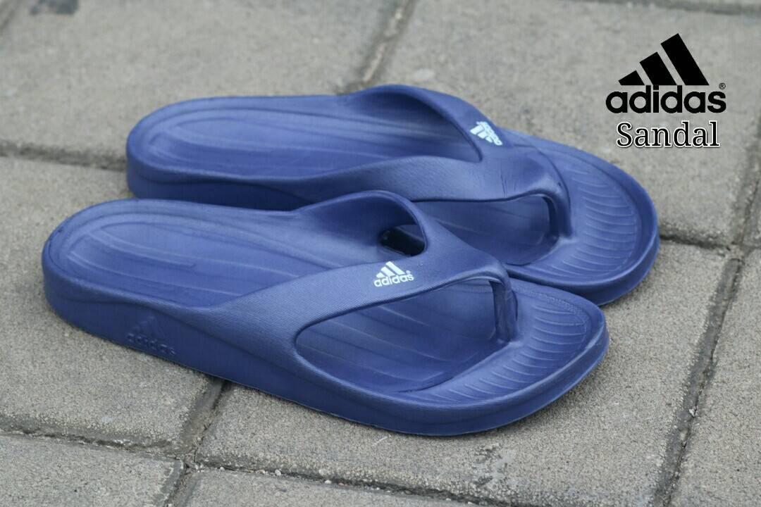 Sandal Olahraga Pria|Sandal Slide|Sandal Karet|Sandal Adidas Murah|Sandal Adidas Original|Adidas Duramo Slide Men Sandal-G15890