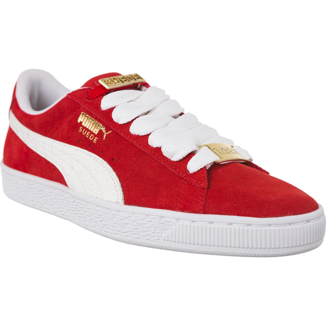 Puma sepatu sneaker suede classic BBOY fabulous - 36536202 - merah