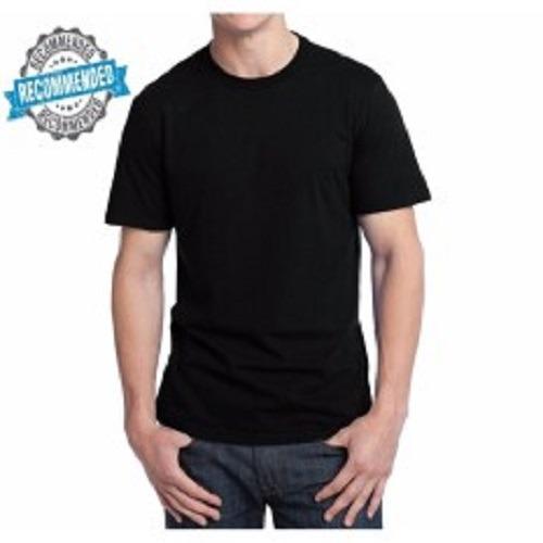 Kaos55 Kaos T-Shirt O-Neck Lengan Pendek – Putih-Hitam-Maroon-Abu Misty-Biru Dongker-Merah Cabe-Abu Tua