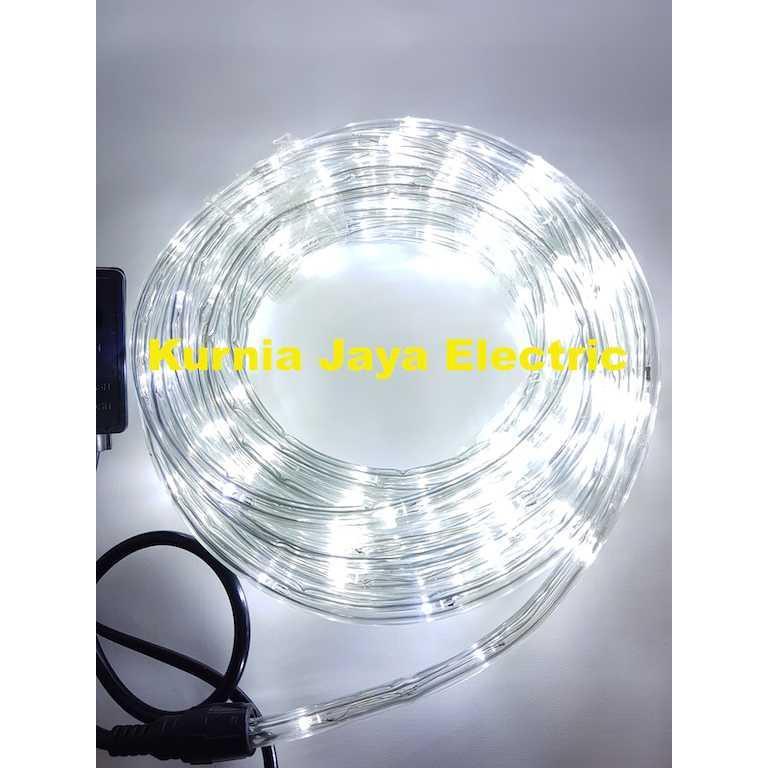 Lampu Dekorasi Hias Selang Rope Light Led 10M