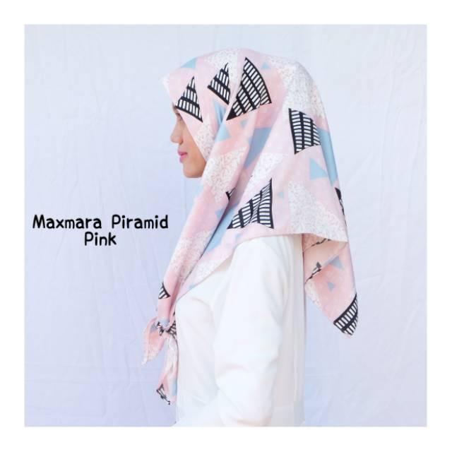 Kobuca Store Hijab Maxmara Piramid  - Hijab kekinian hijab model jaman sekarang hijab adem