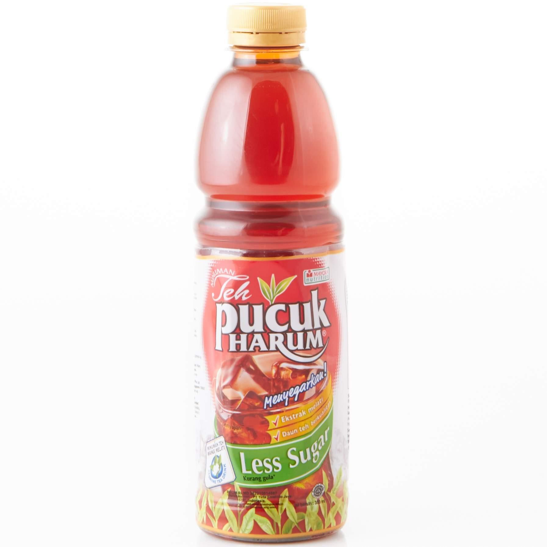 Pucuk Harum LESS SUGAR 350ml