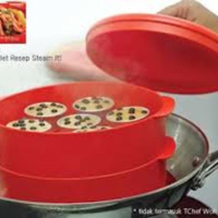 Tupperware Steam It Kukusan