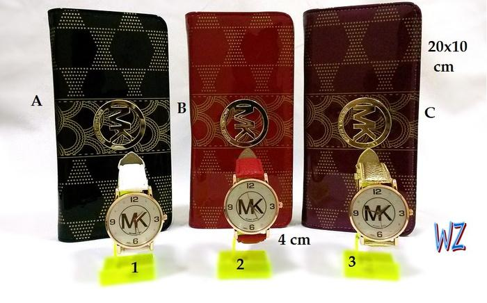 BEST SELLER!!! SET DOMPET JAM MICHAEL KORS MK - KpasKt