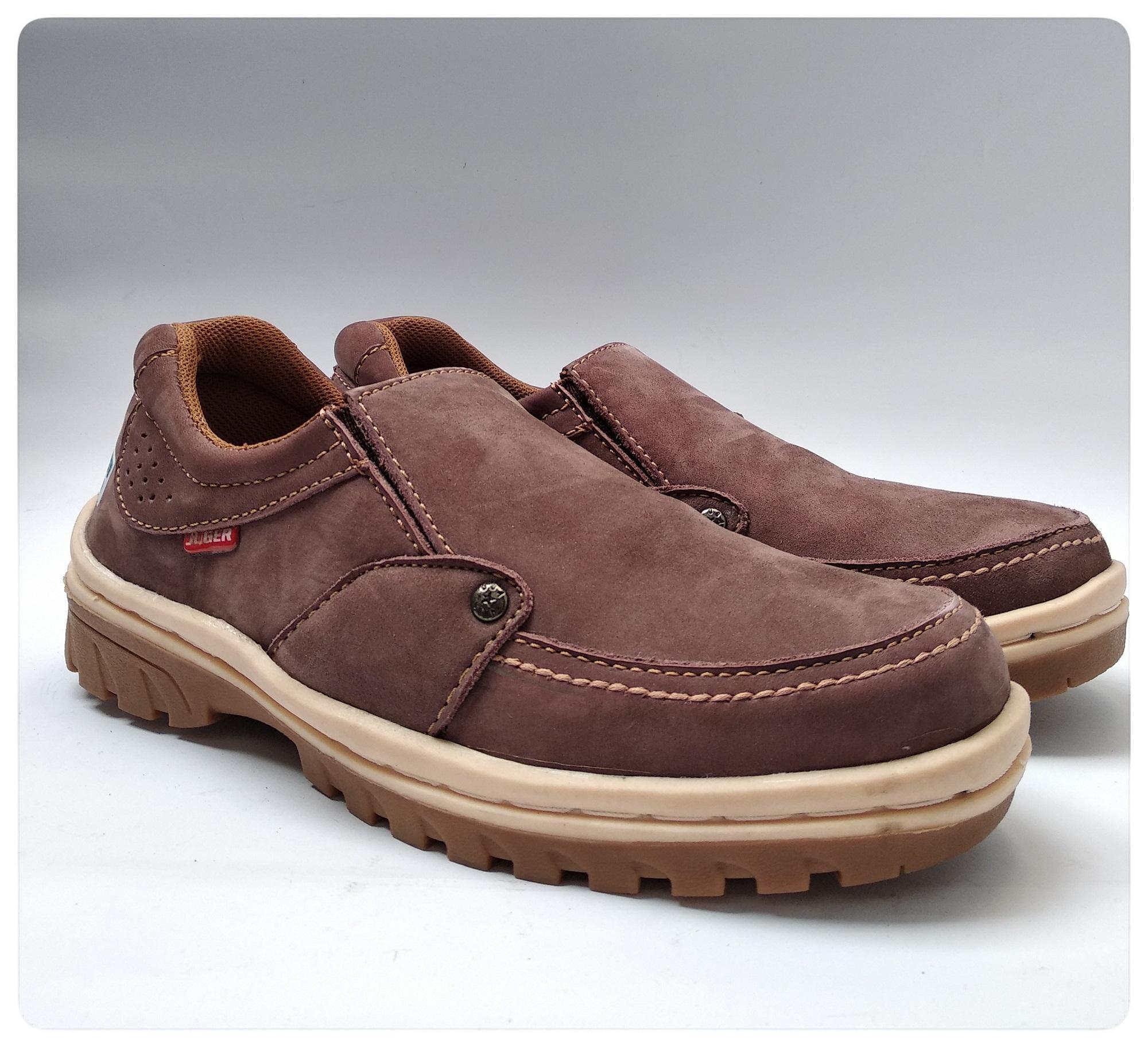 hamursepatu   sepatu kulit pria   sepatu kerja   sepatu slip on pria    sepatu santai dbbde1f3f6