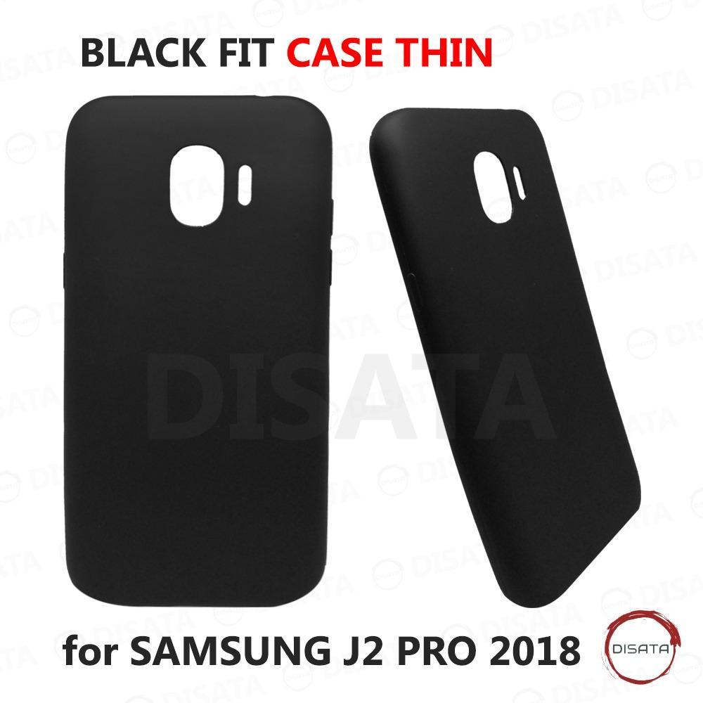 Casing Handphone Smartphone Samsung Peonia Electroplating Transparent Ultrathin Case J7 Pro 2017 Hitam Slim Black Fit J2 Softcase Matte