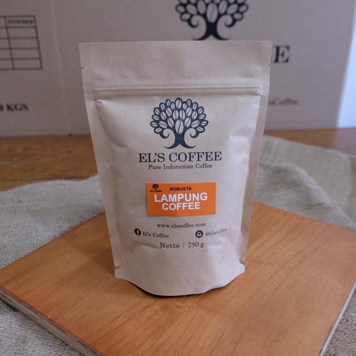 EL'S COFFEE LAMPUNG 250GR