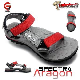 Pencarian Termurah SABERTOOTH Sandal Gunung Traventure Spectra Aragon size 38 s/d 47 harga penawaran - Hanya Rp93.708