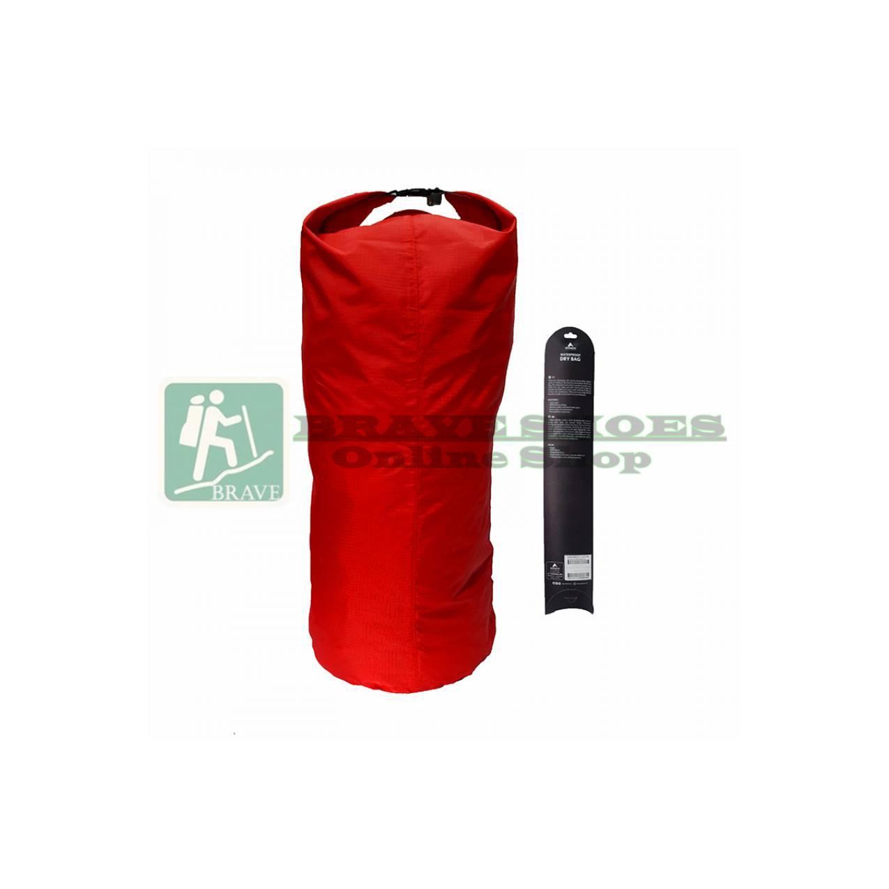 DRY BAG EIGER 30L ART 910003450 003 RED - WATERPROOF