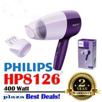 PHILIPS Hair Dryer HP 8126