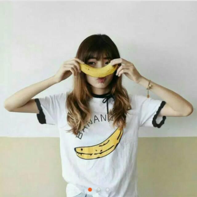 RX Fashion GILI BANANA  Bahan Spandex Soft Fit L 1H