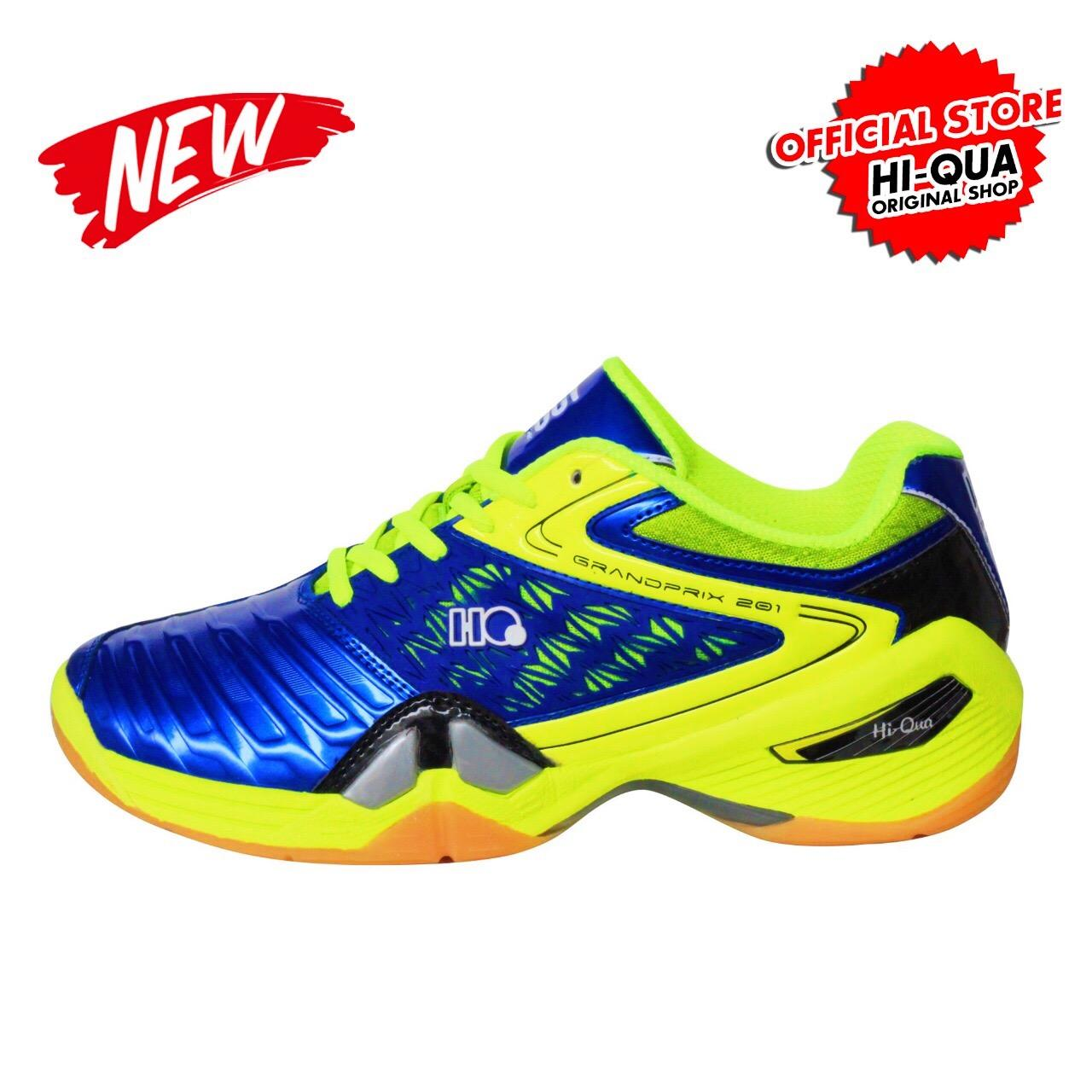 Sepatu Bulutangkis Badminton Olahraga Hi-Qua New GrandPrix 52c27264ed