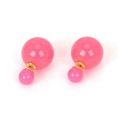 Anting Tusuk Pearl Decorated Multilayer Design  Inspired R87ADE