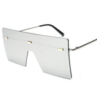 Penjualan Kacamata hitam wanita pasang Model artis kacamata 2018 model baru  Bundar kepribadian perempuan kacamata hitam Pria wajah bulat Gaya Korea  jaringan ... 0d39bad3d9