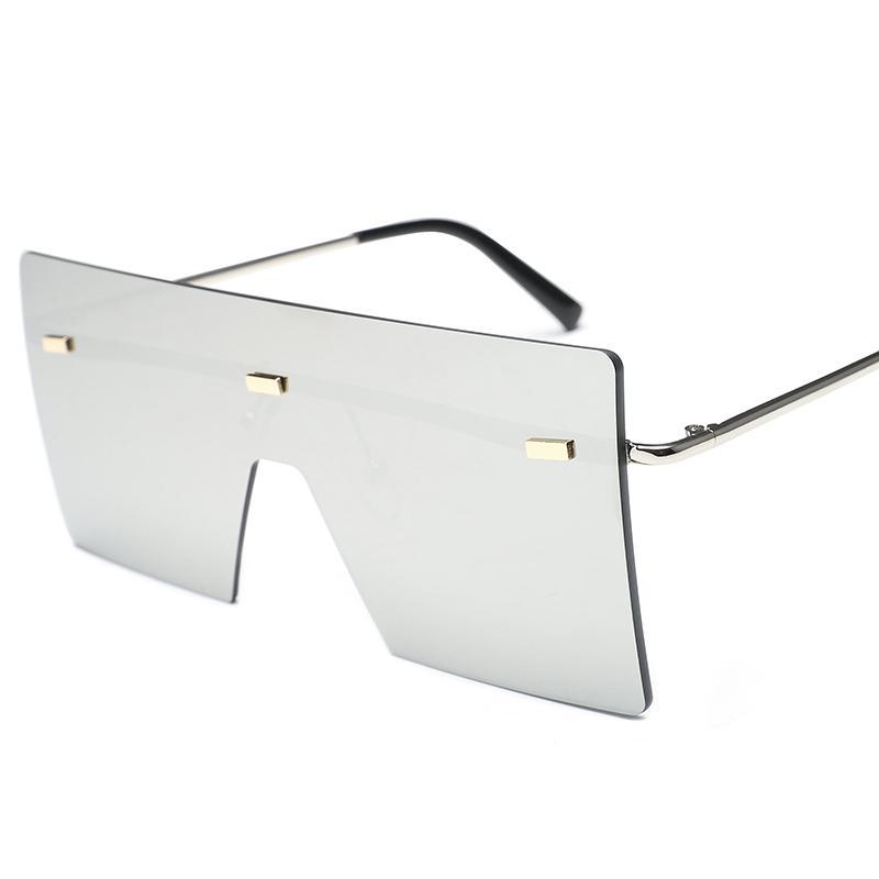 Kacamata hitam wanita pasang Model artis kacamata 2019 model baru Bundar  kepribadian perempuan kacamata hitam Pria af9033c496