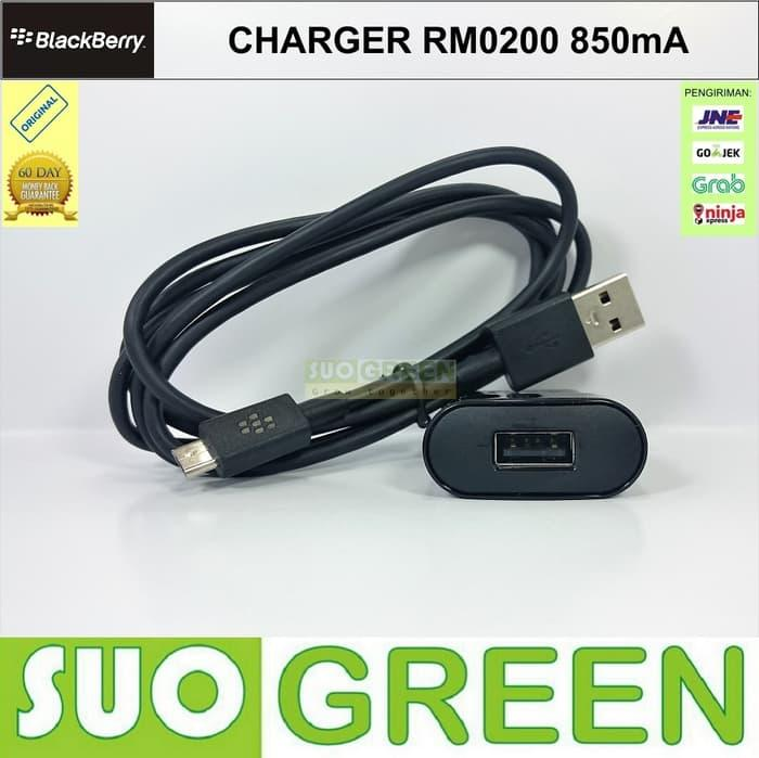 Harga Diskon!! Original Charger Bb Blackberry Original Rm0200 850Ma - ready stock