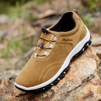 Harga preferensial Sepatu Hiking Pria Sepatu Olahraga Anti-selip Sepatu  Lari Sepatu Joging Men s Hiking 8d615c03dd