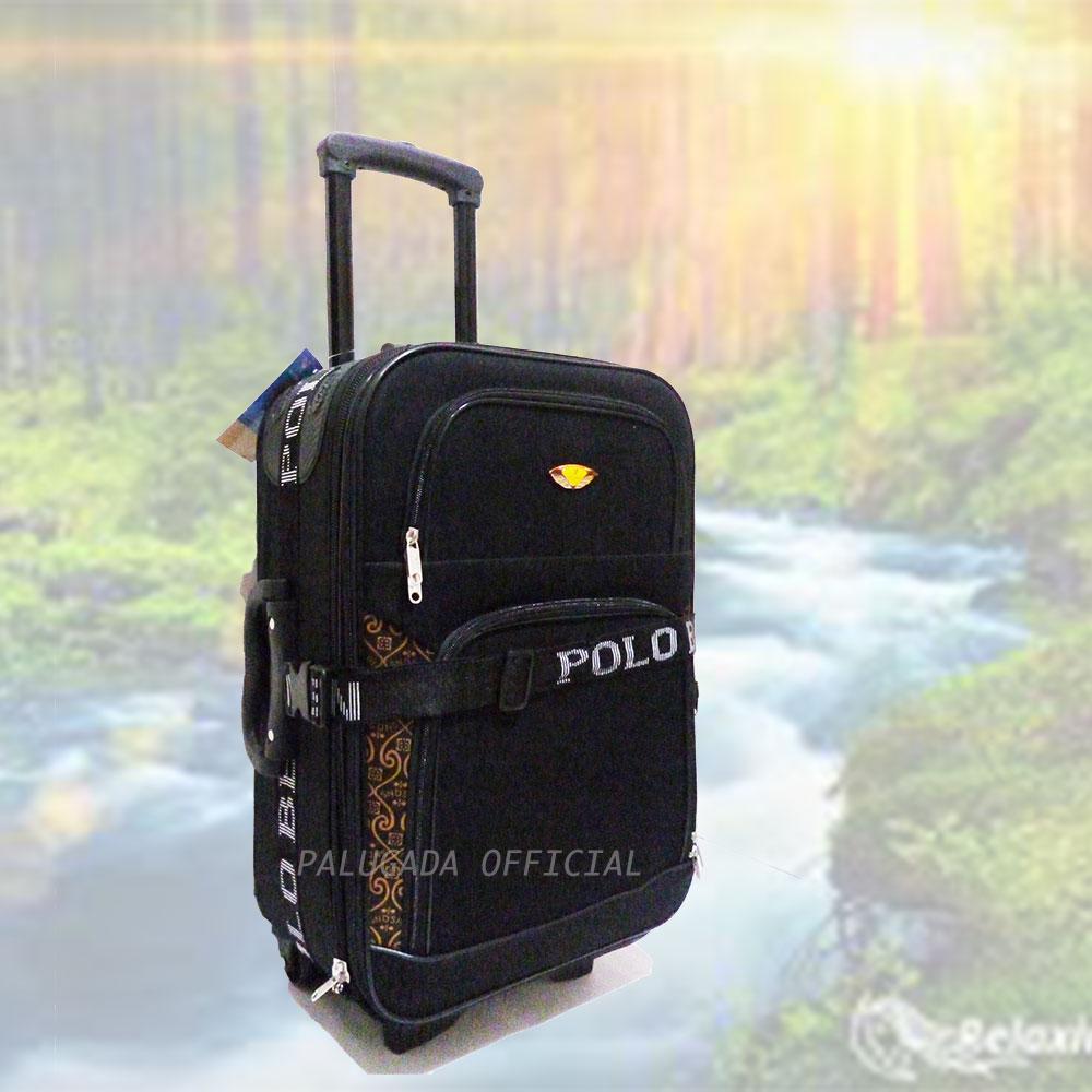 Koper Polo Ben 16 inch; expanding PG11330 Black Promo