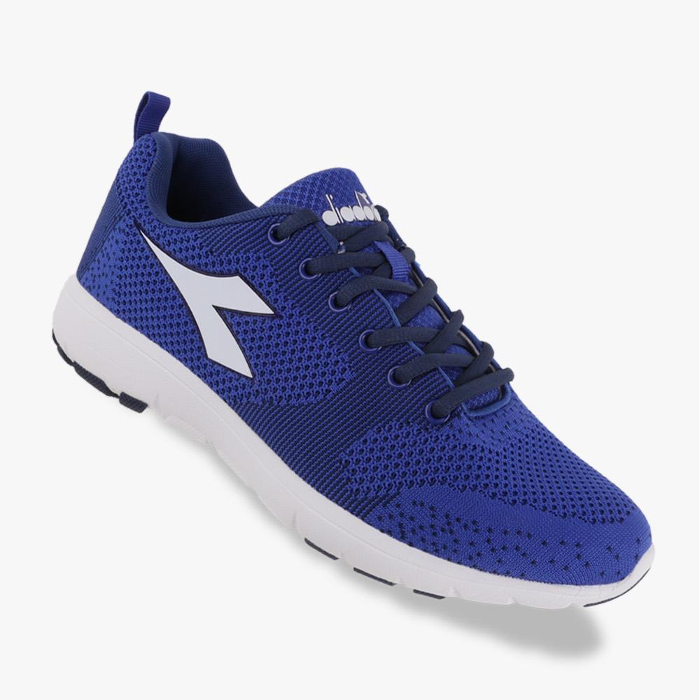 Diadora X Run Light Men's Running Shoes - Biru