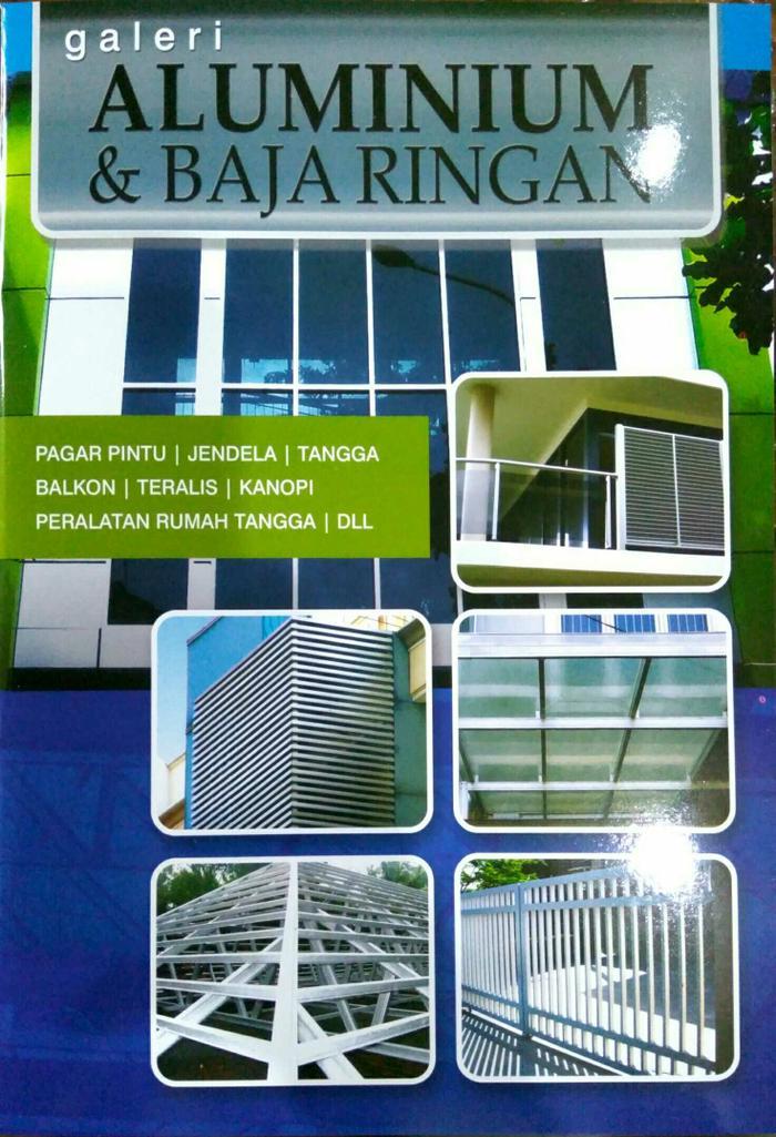 Katalog Galeri Aluminium & Baja Ringan By Tempa Galleria.