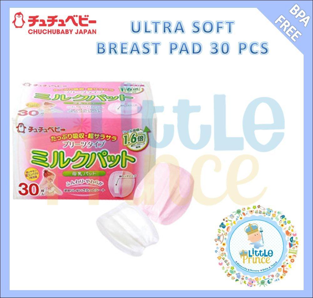 Ntr Chuchu Baby Milk Pad R 30 Pads Ultra Soft Breast Breastpad Gabag Isi 60pcs Memiliki Daya Tampung Ampamp Serap Tinggi Chu 30pcs