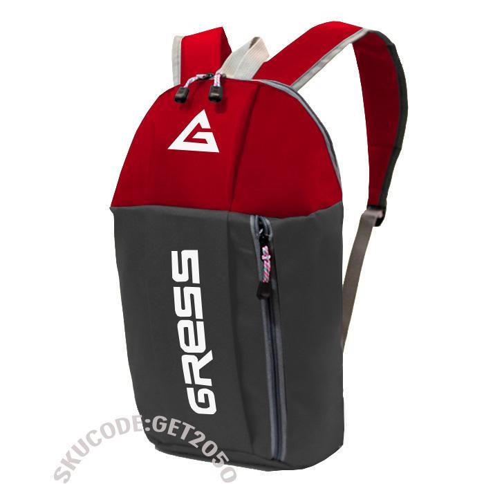 Tas sepatu futsal ransel Gress Original Tas ransel olahraga futsal sepak bola volley senam