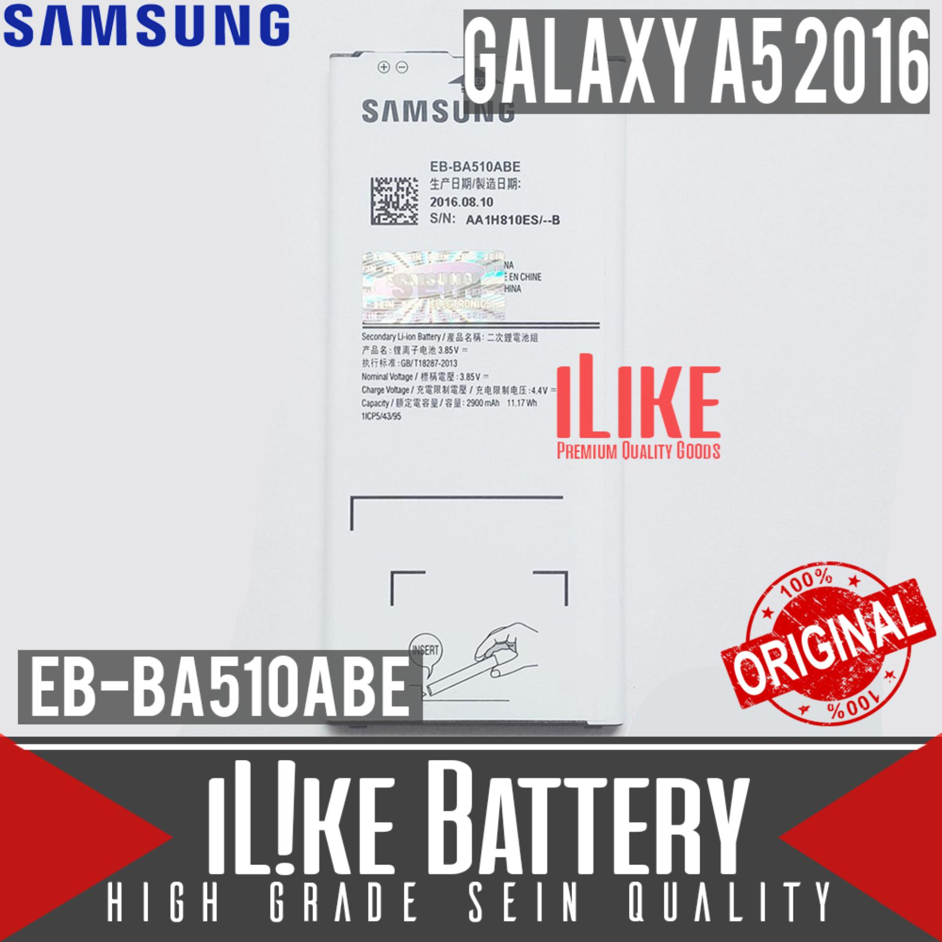 Buy Sell Cheapest Samsung Galaxy A510 Best Quality Product Deals Backdoor Tutup Casing Belakang A5 2016 Ilike Baterai Premium High Grade Sein Battery