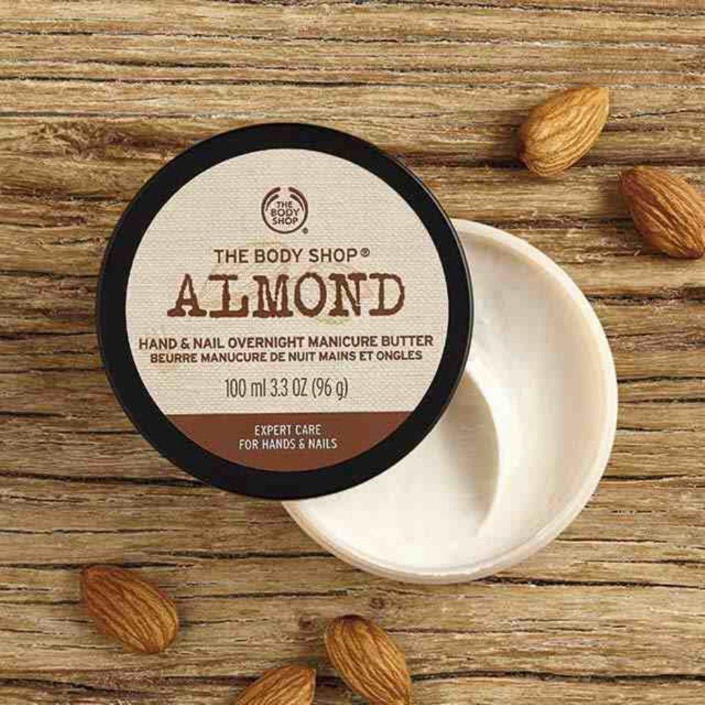 Buy Sell Cheapest Almond Hand Nail Best Quality Product Deals Art Kutek Muslimah Kid Handnail Overnight Manicure Butter The Body Shop
