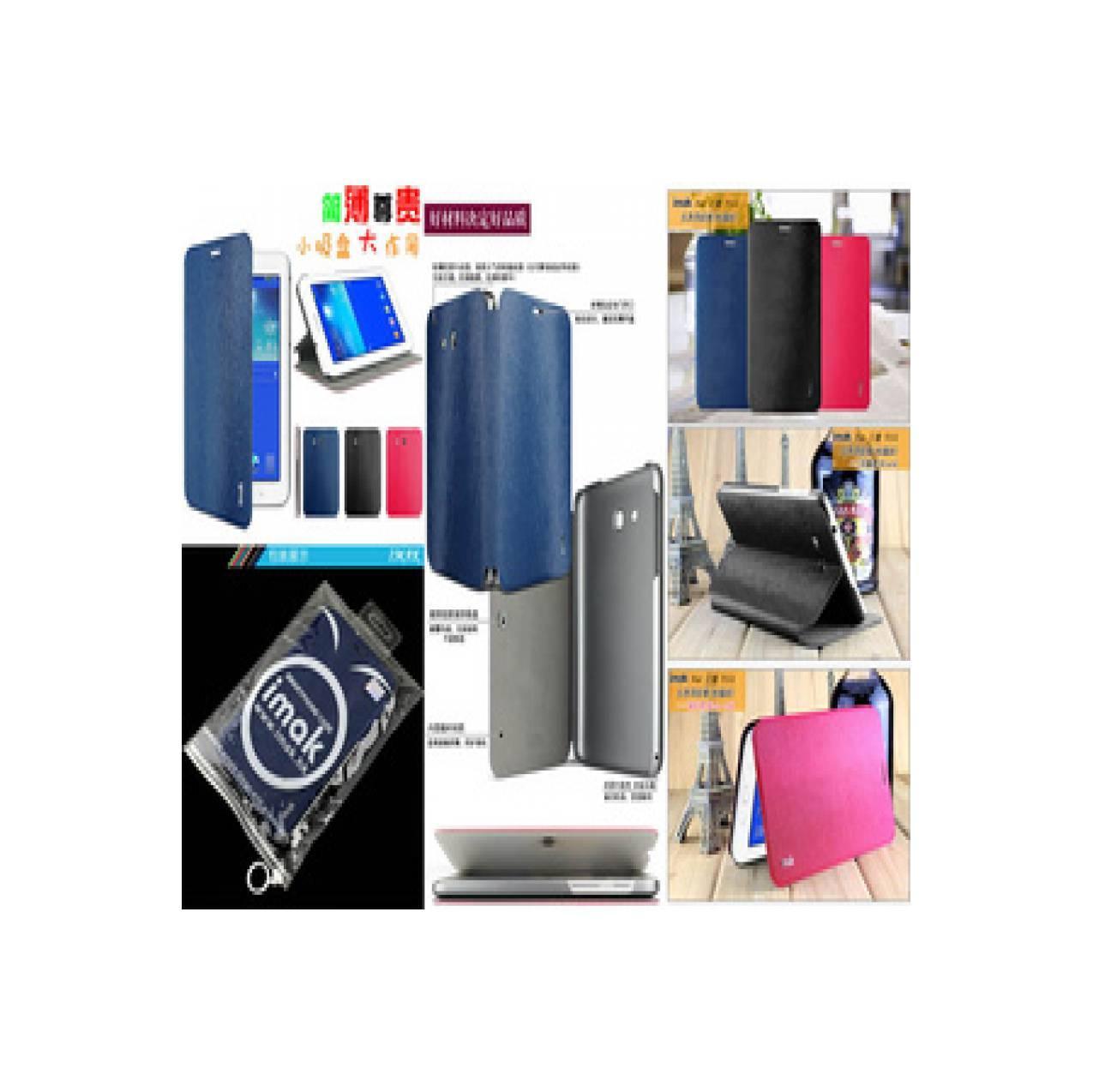 Jual Imak Texture Flip Cover Case Samsung Galaxy Tab 3 Lite 7.0 T1111