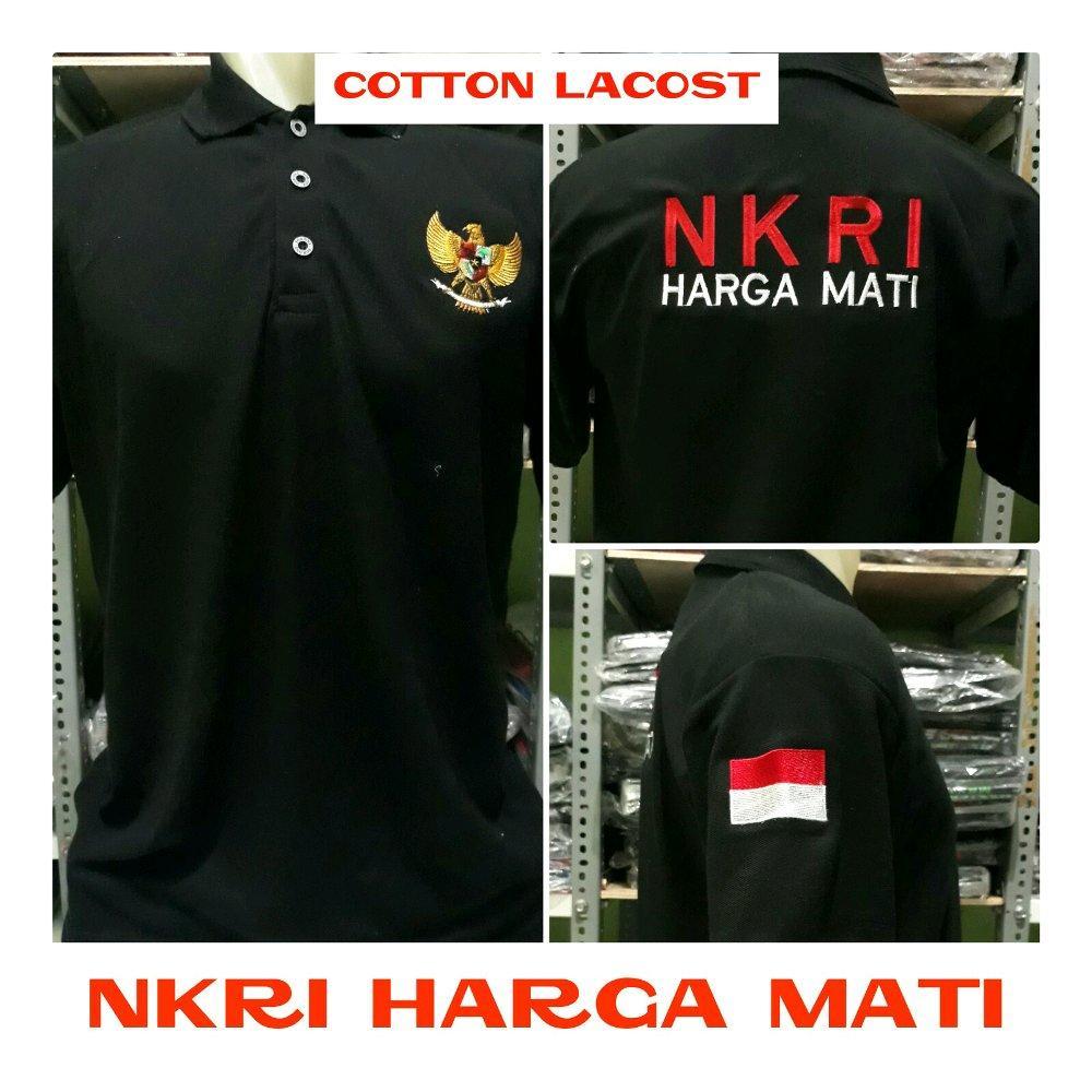 Kaos Polo Garuda NKRI 1 di lapak Fashion depok bahrudin_tanjung
