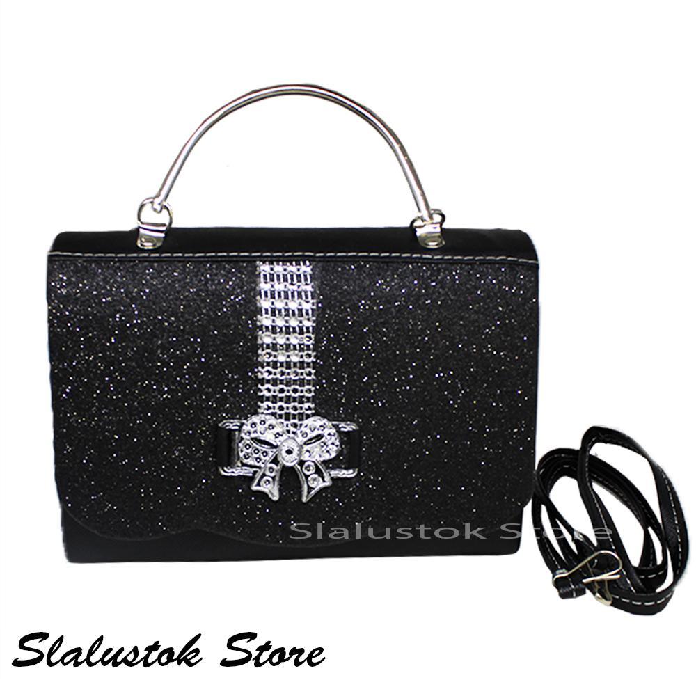 Slalustok Store - Tas Wanita   Tas Pesta Tas Kondangan fashion Tas Gliter  Tas murah Party 251dc4d0d5