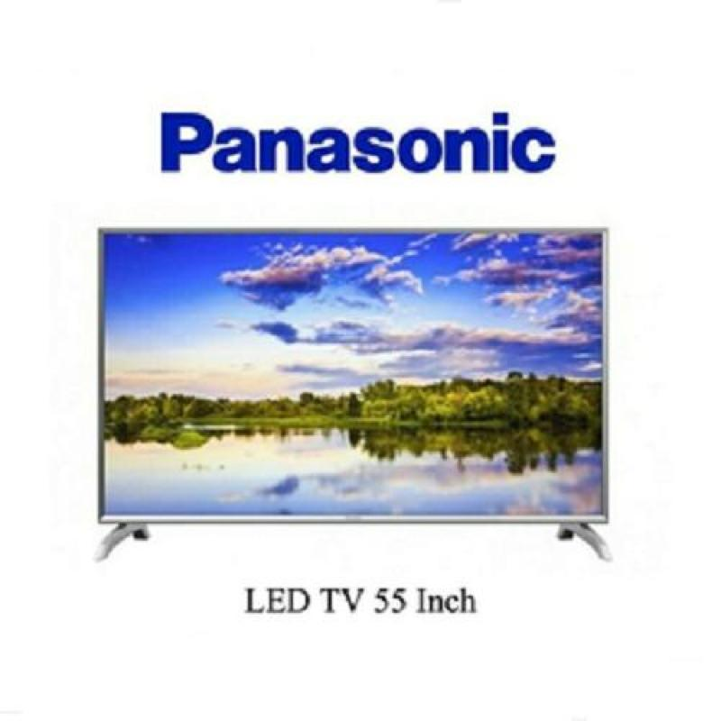 LED TV PANASONIC TH-55E306G VGA PC DVTB2 RESMI (FREE ONGKIR JADETABEK)