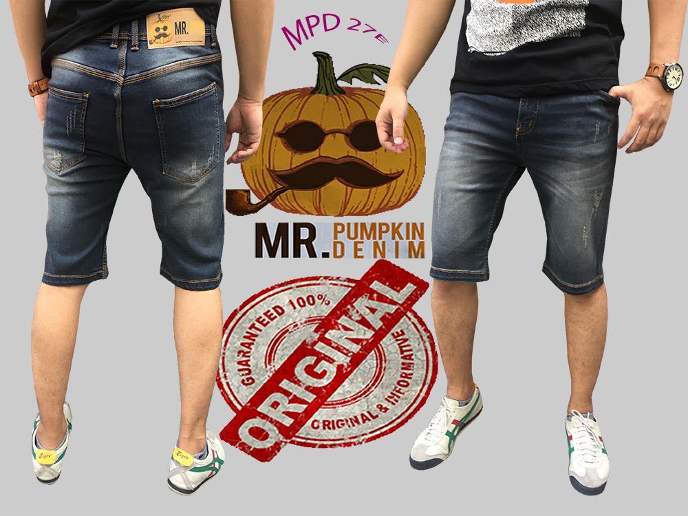 Celana pendek Pria Soft jeans MR.PUMKIM DENIM