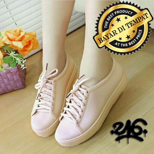 Jelly Shoes - Sepatu/Sandal Jelly Wanita - Sepatu Murah - Sepatu Cewek Santai GL