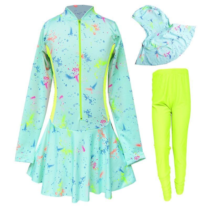 Baju Renang Anak Muslim Size SD