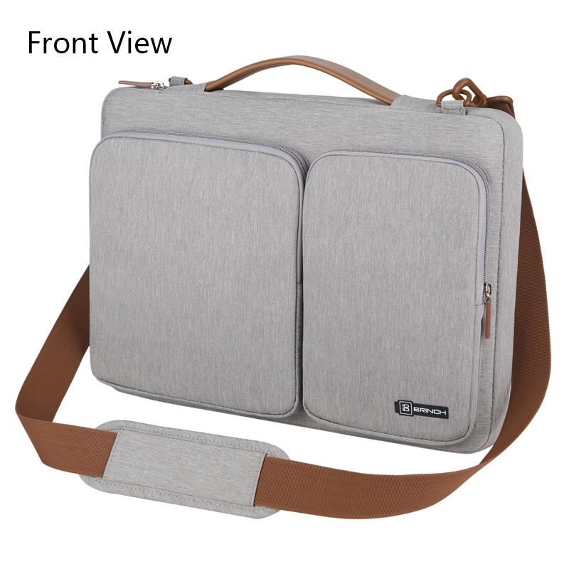 Tas Laptop / Macbook BRINCH Executive Bag with Long Strap 13 - 13.6 inch