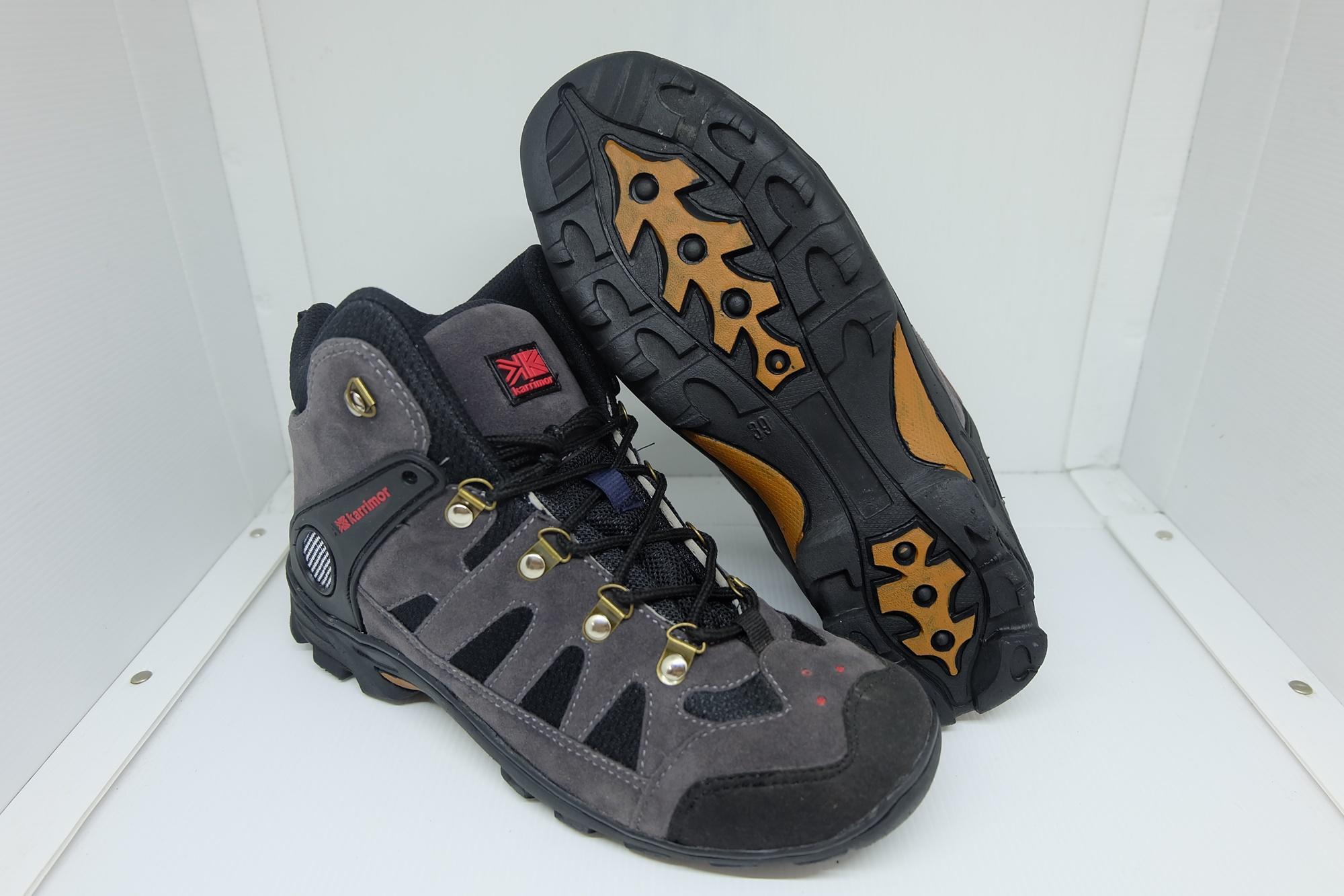 Sepatu Gunung Karrimor High Pria - Adventure - Outdoor - Tracking - Bikers  - Keren Murah e436cf7bb2