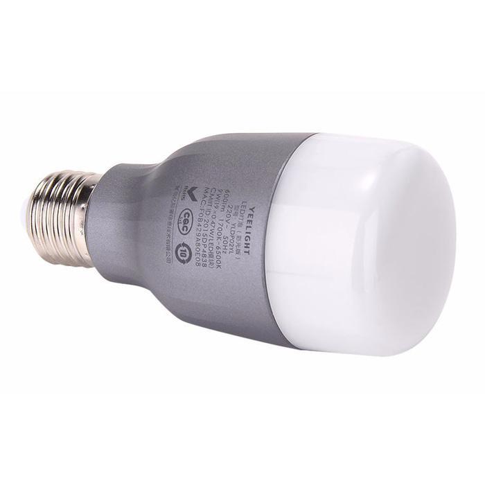 Promo  Xiaomi Yeelight 2 Smart Bulb LED/Lampu Canggih /Lampu Otomatis  original