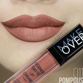 Make Over Intense Matte [011] Lip Cream - Pompous thumbnail