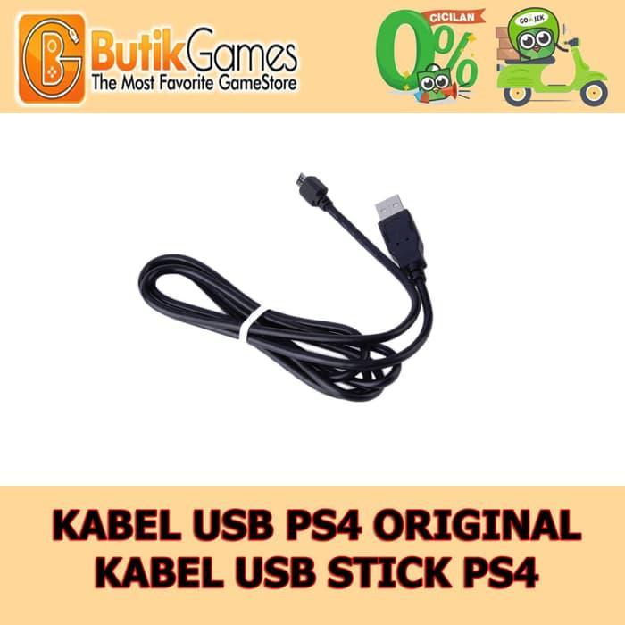 Kabel USB Stick PS4 Cable USB Stik Stick PS4 L Kabel Charger Micro Usb