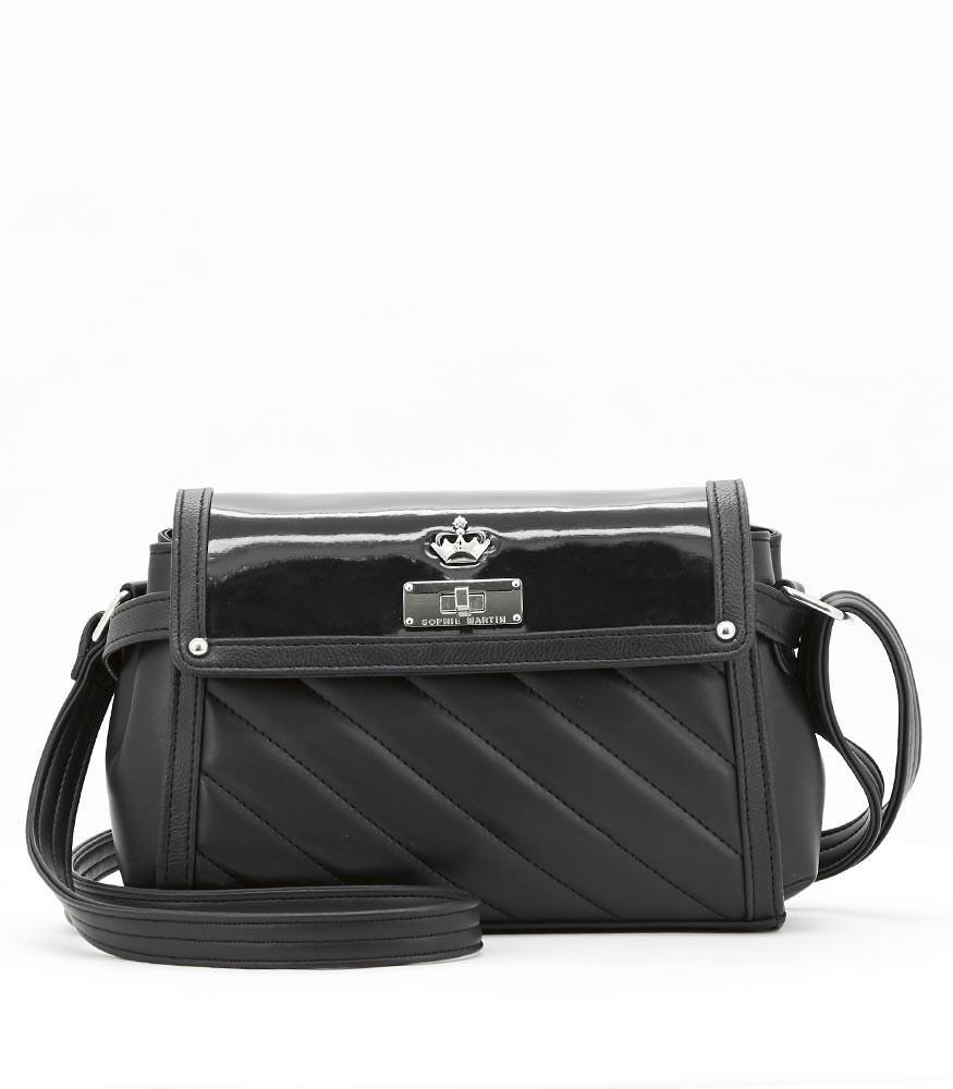 Sophie Paris Sophie Martin Tas Terbaru Selempang Wanita Import Murah Branded  Ondelio Bag T4960B5 - Hitam 3e54bad06d