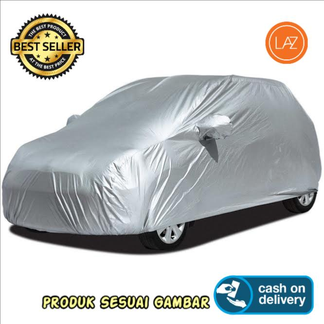 Body Cover Mobil / Sarung Penutup Bodi Mobil Pelindung Panas Real Picture By Annis Shop